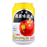 Asina Flavoured Can Drink - China Apple