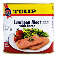Tulip Luncheon Meat - Pork with Bacon
