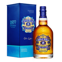 Chivas Regal Blended Scotch Whisky - Aged 18 Years