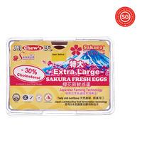 Chew's Sakura Fresh Eggs - XL