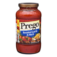 Prego Pasta Sauce - Roasted Garlic & Herb (Italian)