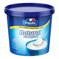 Nestle Natural Set Yogurt