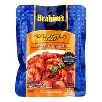 Brahim's Sauce - Sambal Tumis