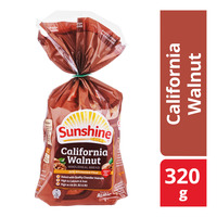Sunshine Wholemeal Bread - California Walnut