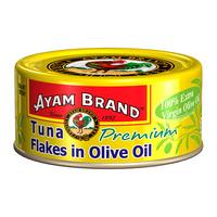 Ayam Brand Tuna Flakes - Olive Oil (Premium)