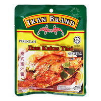 Ikan Brand Paste - Thai Style Steamed Fish