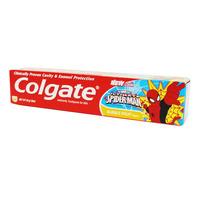 Colgate Kid Toothpaste - Spider-Man (Bubble Fruit)
