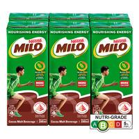 Milo Chocolate Malt Packet Drink - Activ-Go