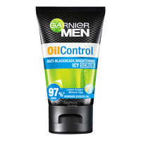 Garnier Men Turbo Light Cleanser Scrub - Oil Control (Icy)