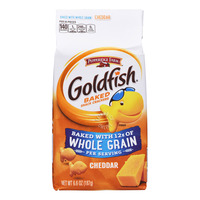 Pepperidge Farm Goldfish Baked Crackers - Cheddar