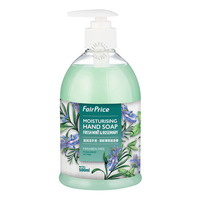 FairPrice Moisturising Hand Soap - Fresh Mint & Rosemary
