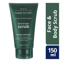 Gaia Made For Man Face & Body Scrub