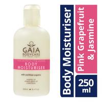 Gaia Bodycare Body Moisturiser - Pink Grapefruit & Jasmine