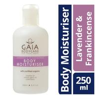 Gaia Bodycare Body Moisturiser - Lavender & Frankincense