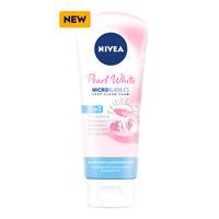 Nivea Pore Minimiser Foam - Extra White Repair