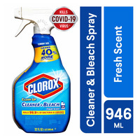 Clorox Clean-Up Cleaner and Bleach Spray - Fresh Scent
