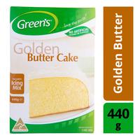 Green's Cake Mix - Golden Butter