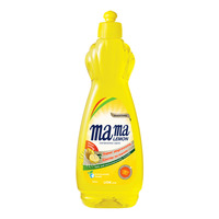 Mama Lemon Gold Dishwashing Liquid - Natural Lemon