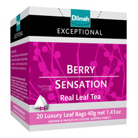 Dilmah Exceptional Tea Bags - Berry sensation