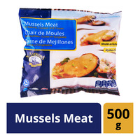 St.Andrews IQF Blue Mussels Meat
