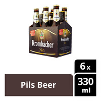 Krombacher Pils Bottle Beer