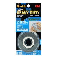 3M Scotch Double-Sided Foam Tape - Super Heavy Duty (Rough)