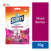 Scott's Vitamin C Pastilles - Mixed Berries