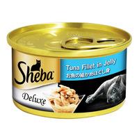 Sheba Cat Can Food - Pure Tuna White Meat