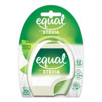 Equal Sweetener Tablets - Stevia
