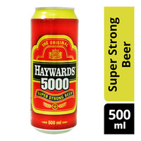 The Original Haywards 5000 Super Strong Can Beer
