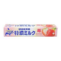 UHA Tokuno Stick Milk Candy - Strawberry