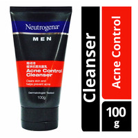 Neutrogena Men Facial Cleanser - Acne Control