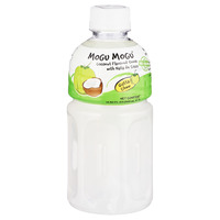Mogu Mogu Juice Bottle Drink - Coconut