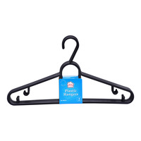 HomeProud Plastic Hangers