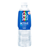 100 Plus Isotonic Bottle Drink - Active (Non-Carbonated)