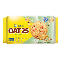 Julie's Oat 25 Cookies - Ten Grains