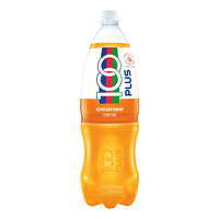 100 Plus Isotonic Bottle Drink - Orange