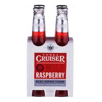 Vodka Cruiser Bottle Vodka - Wild Raspberry