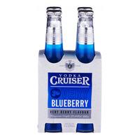 Vodka Cruiser Bottle Vodka - Very Blueberry