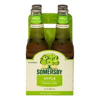 Somersby Bottle Cider - Apple