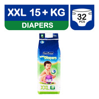 FairPrice Baby Diapers - XXL (Above 15kg)