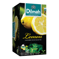 Dilmah Pure Ceylon Tea Bags - Lemon