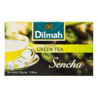 Dilmah Tea Bags - Sencha Green Tea