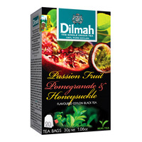 Dilmah Ceylon Tea Bag - PassionFruit,Pomegranate&Honeysuckle