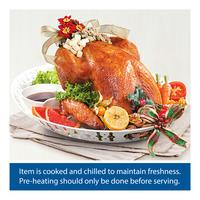 Traditional Roast Turkey (Weight before Roasting)