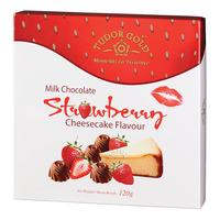 Tudor Gold Milk Chocolate - Strawberry Cheesecake