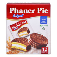 Phaner Chocolate Pie