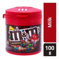 M&M's Chocolate Candies - Milk