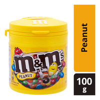 M&M's Chocolate Candies - Peanut