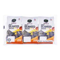 CJ Bibigo Crispy Seaweed Snack - Sesame